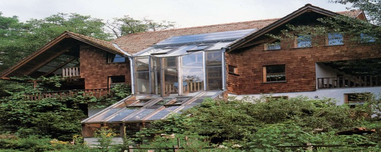 Sustainable Ecological Interior Architecture Design Services