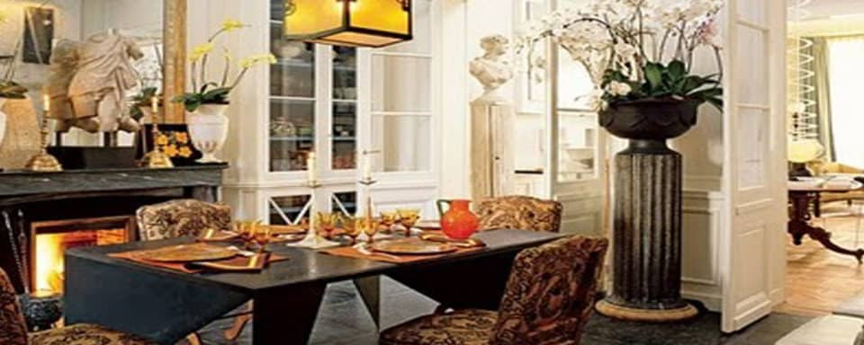 Eclectic Epoch Fusion Interior Design Style Expertise & Products