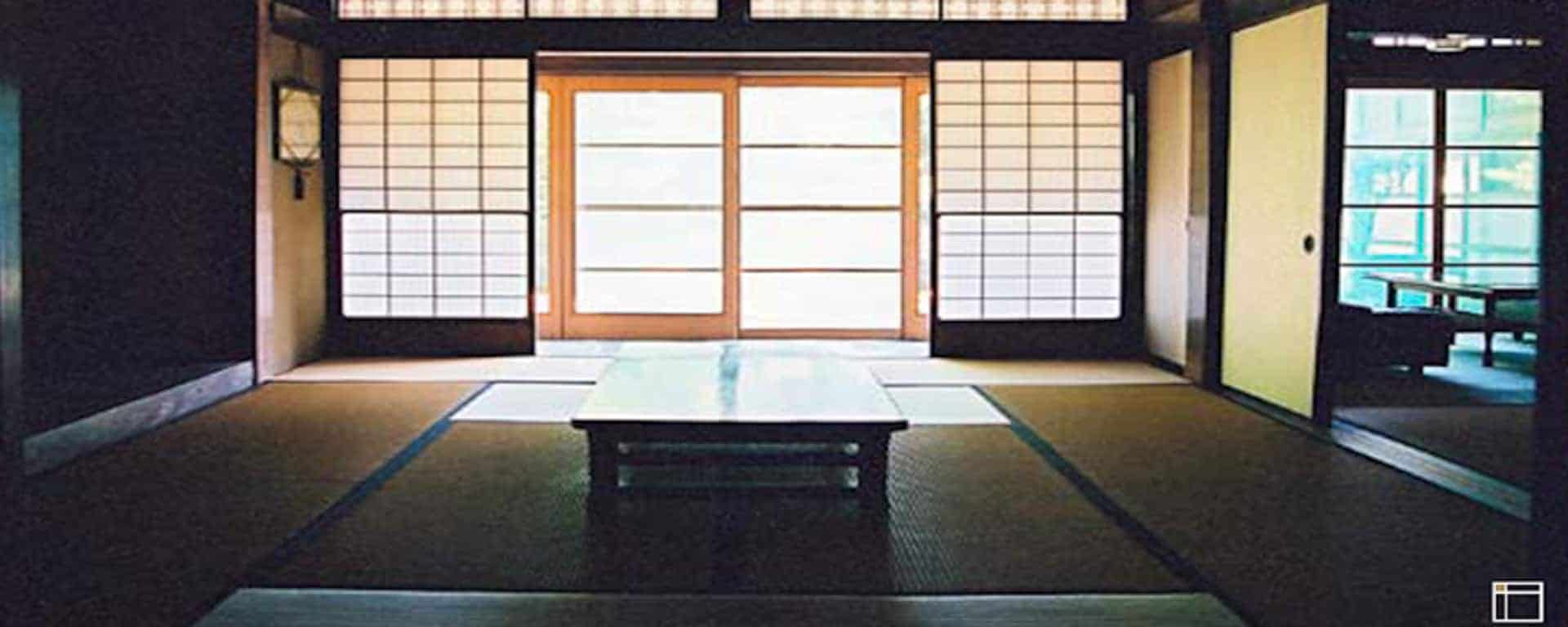 Japanese Zen Kyoto Interior Design Garden Style & Japanese Furniture Sale by INDOOR Architecture London UK