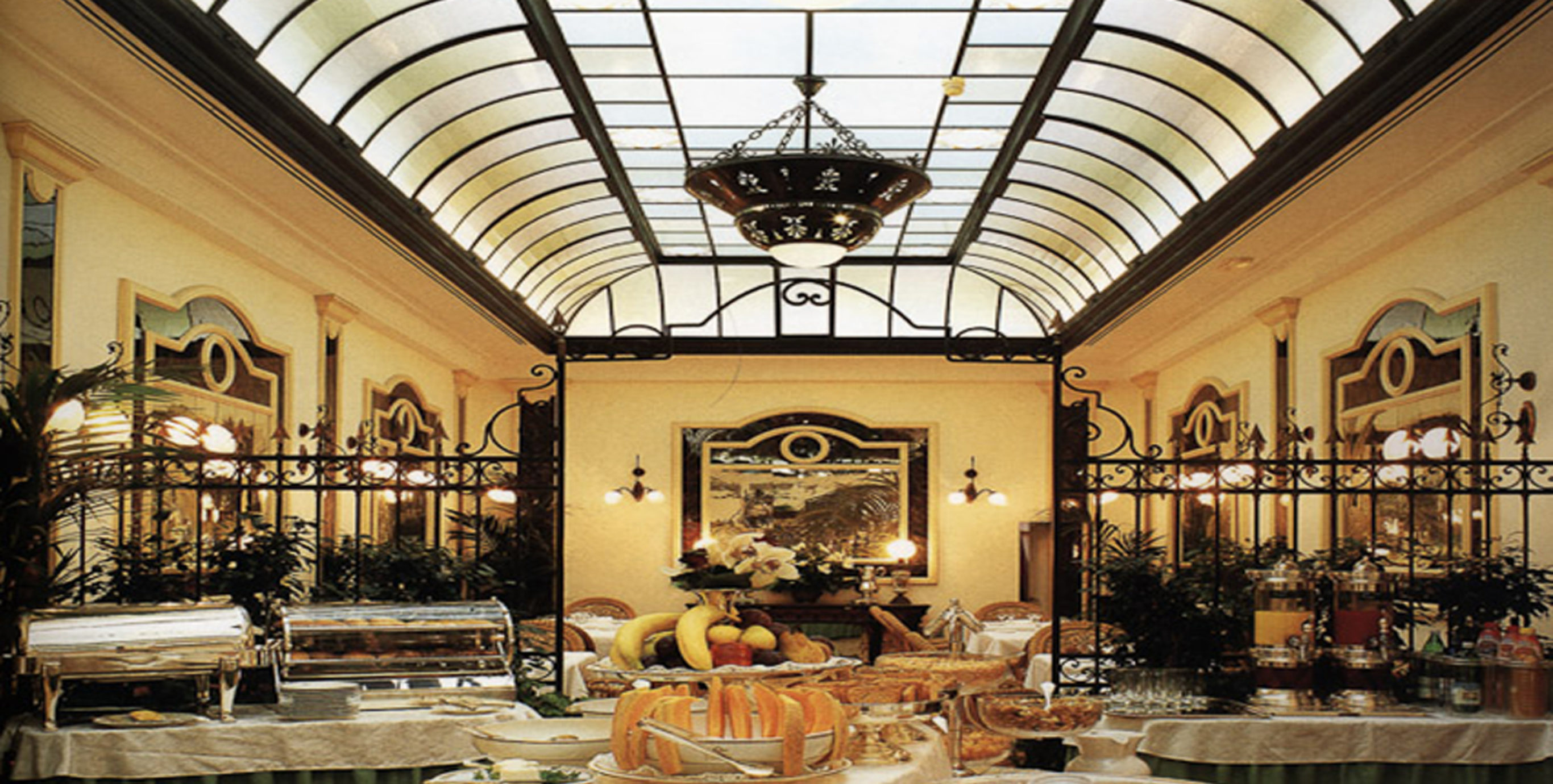 Restaurant Interior Design Expertise