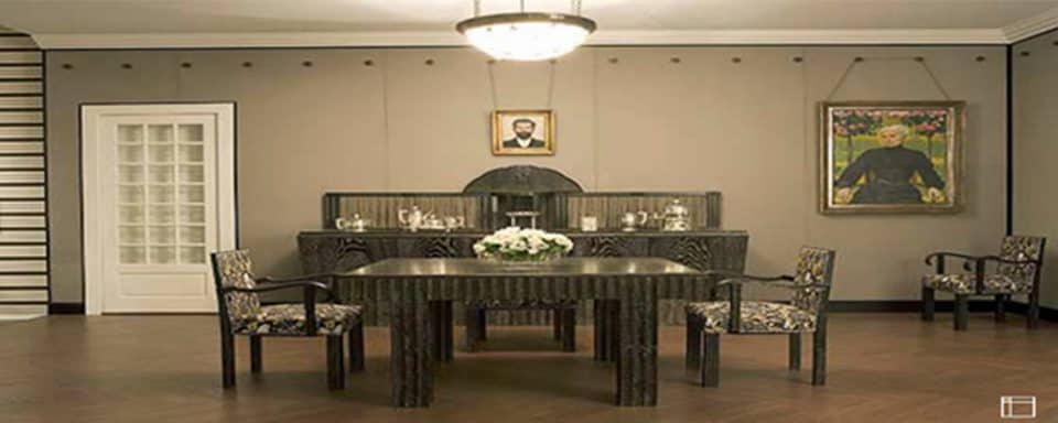 Wiener Werkstaette Interior Design Style Expertise