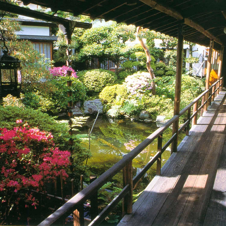 INDOOR + Architecture - Japanese Interior Solution: GARDEN POND BRIDGE
