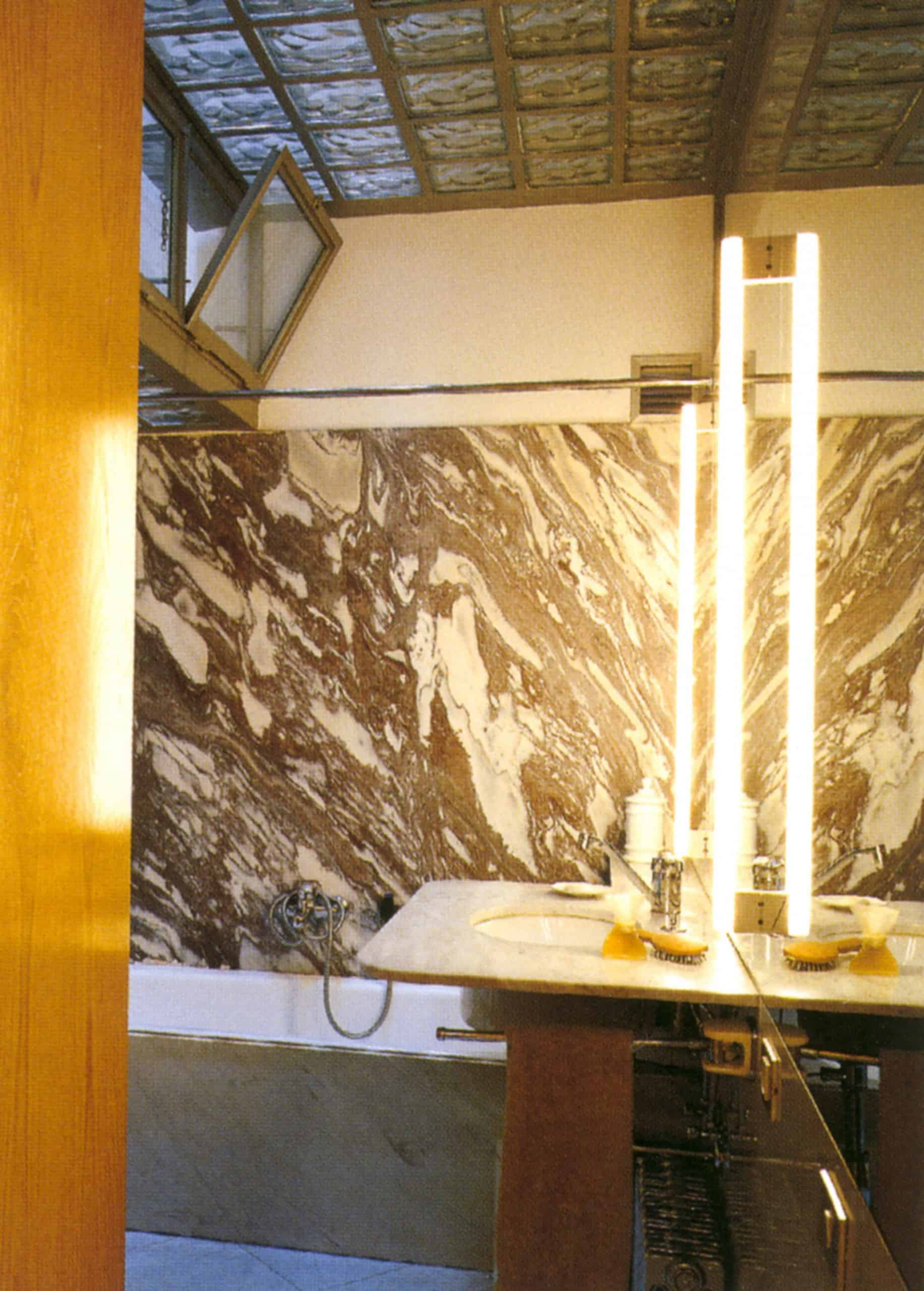 Indoor 3 Architecture Solution Art Deco Interior Style Bathroom Property Upgrade Indoor 3 Architecture Architectural Services Practice London Bordeaux