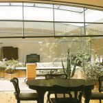 INDOOR + Architecture Solution Glass Architecture Property Upgrade