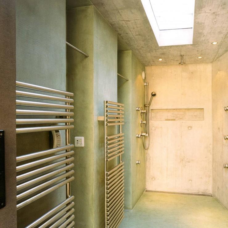 INDOOR Ξ Architecture Solution Wellness Shower Room
