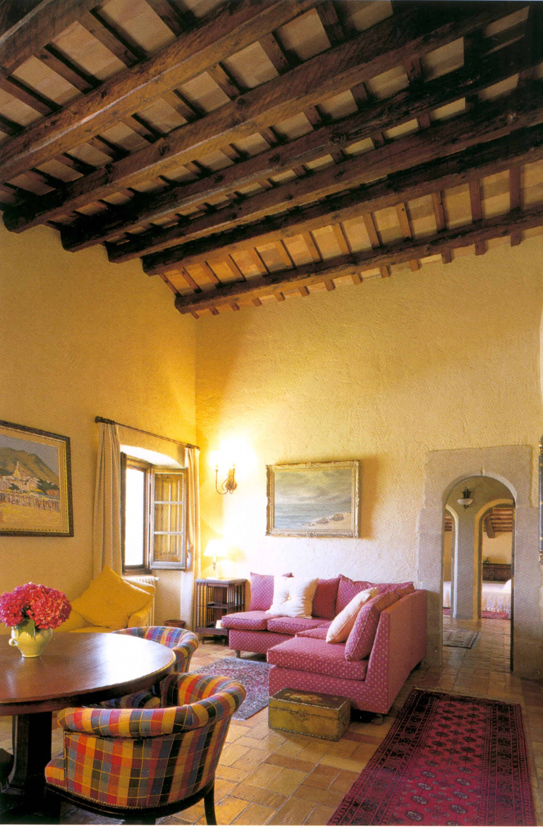 INDOOR Ξ Architecture Solution Tuscan Style