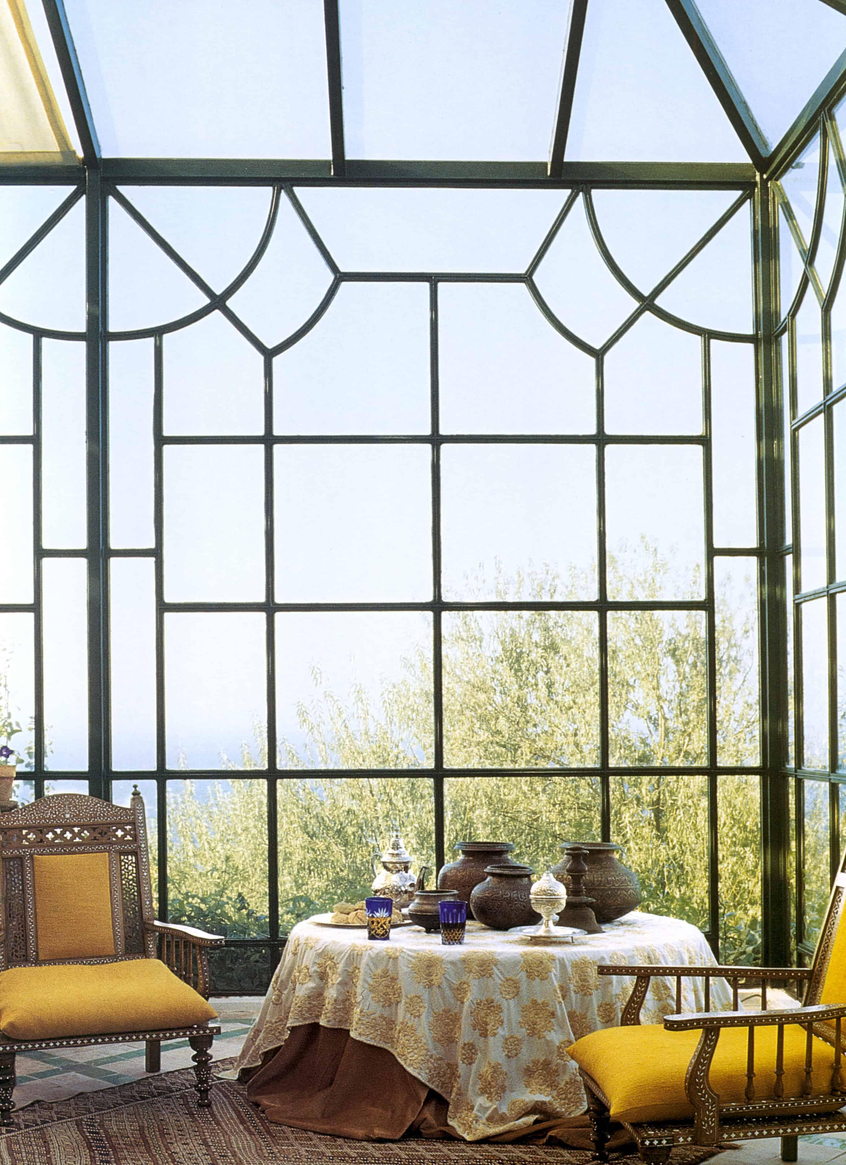 INDOOR Ξ Architecture Solution Hotel Wintergarden