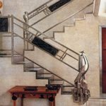 INDOOR Ξ Architecture Solution Art Deco Interior Style Stairway Staircase Flight of Stairs